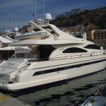 Barco Astondoa 72 GLX
